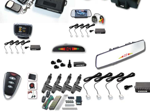 cars parts and accessories