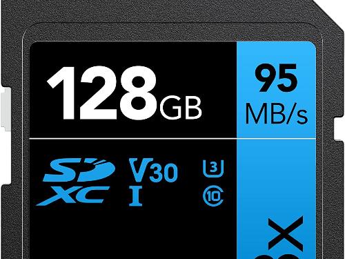 Lexar Professional 633x 128GB SDXC UHS-I Card