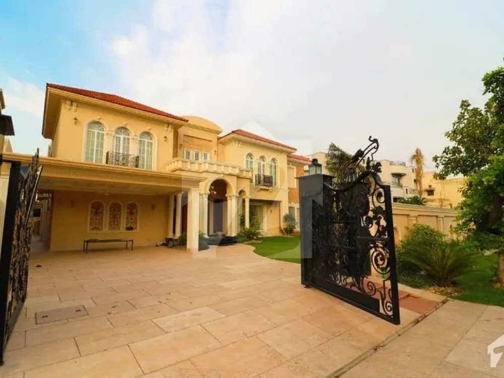 2 Kanal Brand New Faisal Rasul Design Fully Furnished House For Sale