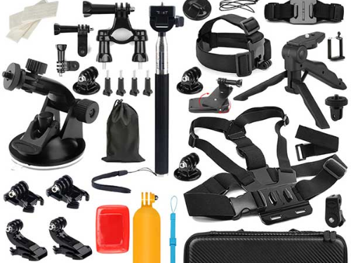 All In One Camera Accessories Kit