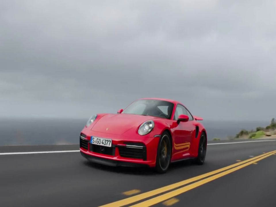 NEW Porsche (992) 911 Turbo S Review